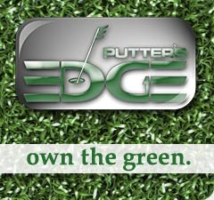 Putters Edge Putting Greens - Shop The Putters Edge Turf Shop for portable putting greens, rollout putting greens, chipping mats, driving mats, fairway mats, golf mats, synthetic turf, golf turf and even backyard outdoor putting greens and indoor home putting greens with credit card!