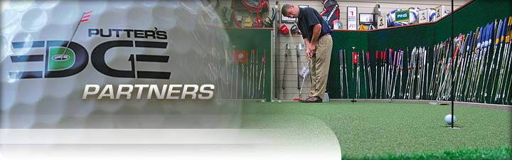 Putters Edge Custom Putting Greens: Golf Turf Partners - putters edge golf industry products